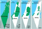 Palestinian Loss of Land Map 2010